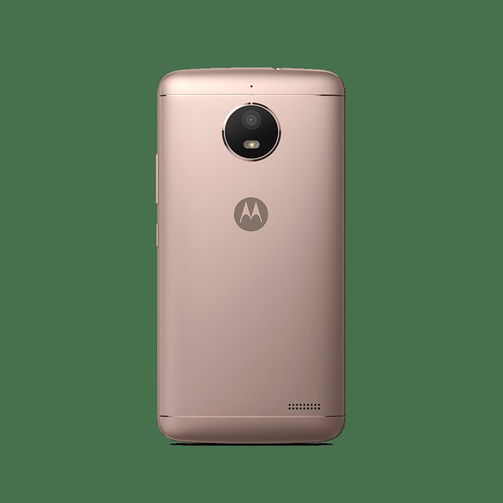 48d969b4a Moto E4 - 16GB - Ouro Rosê