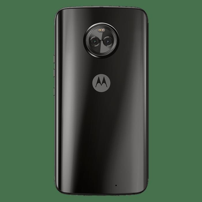Motorola-Moto-X4-Preto-Traseira