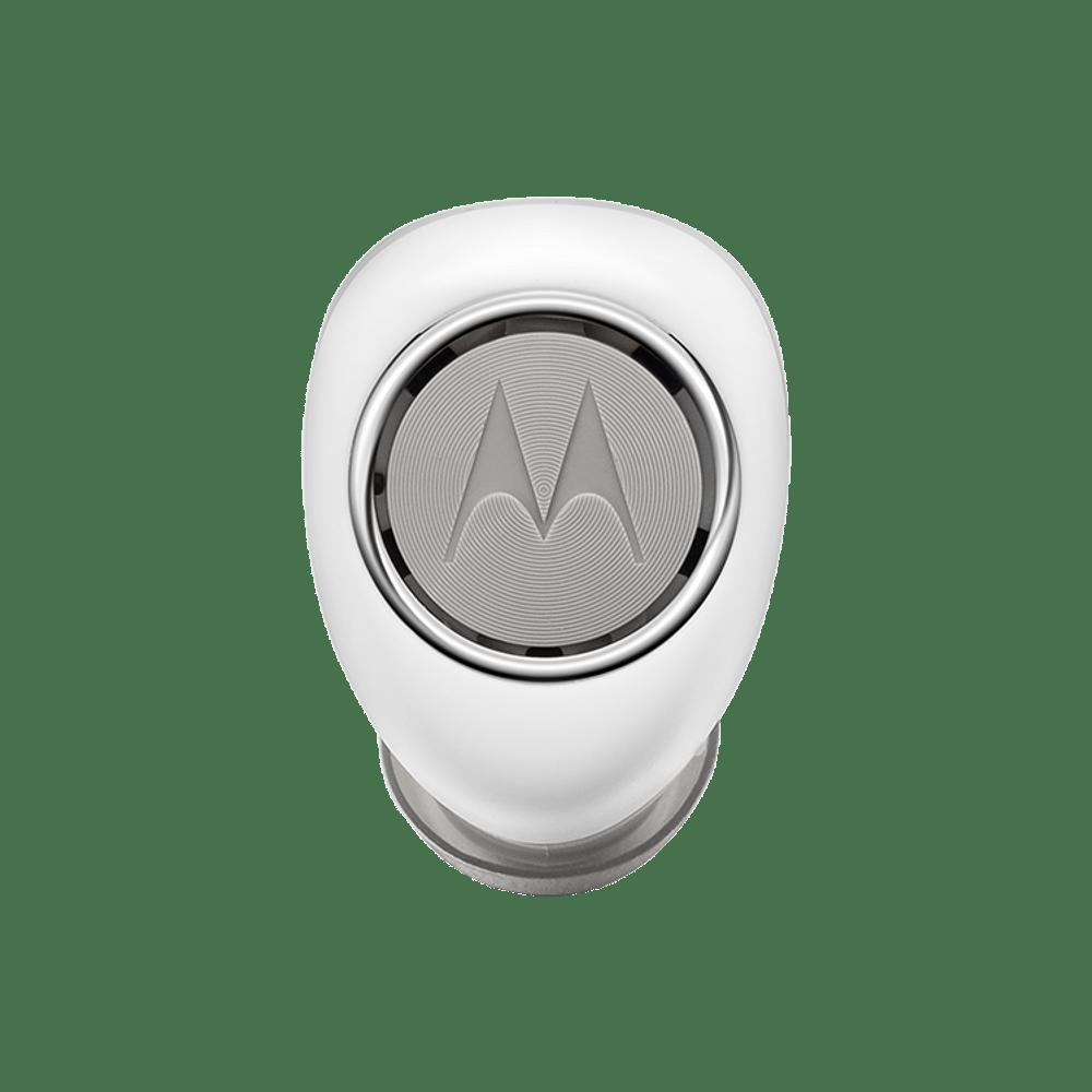 28a91710e Fone de ouvido Bluetooth Motorola VerveOnes ME - Branco