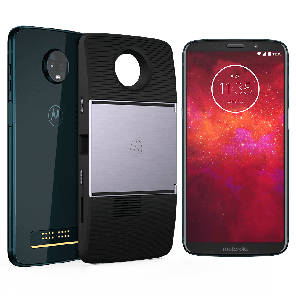 3d06f4f8a Moto Z3 Play - Projector Edition