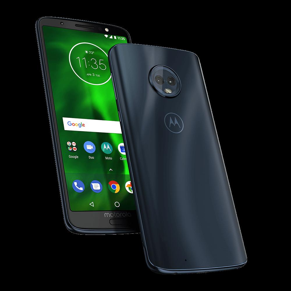 Resultado de imagem para Motorola Moto G6 png