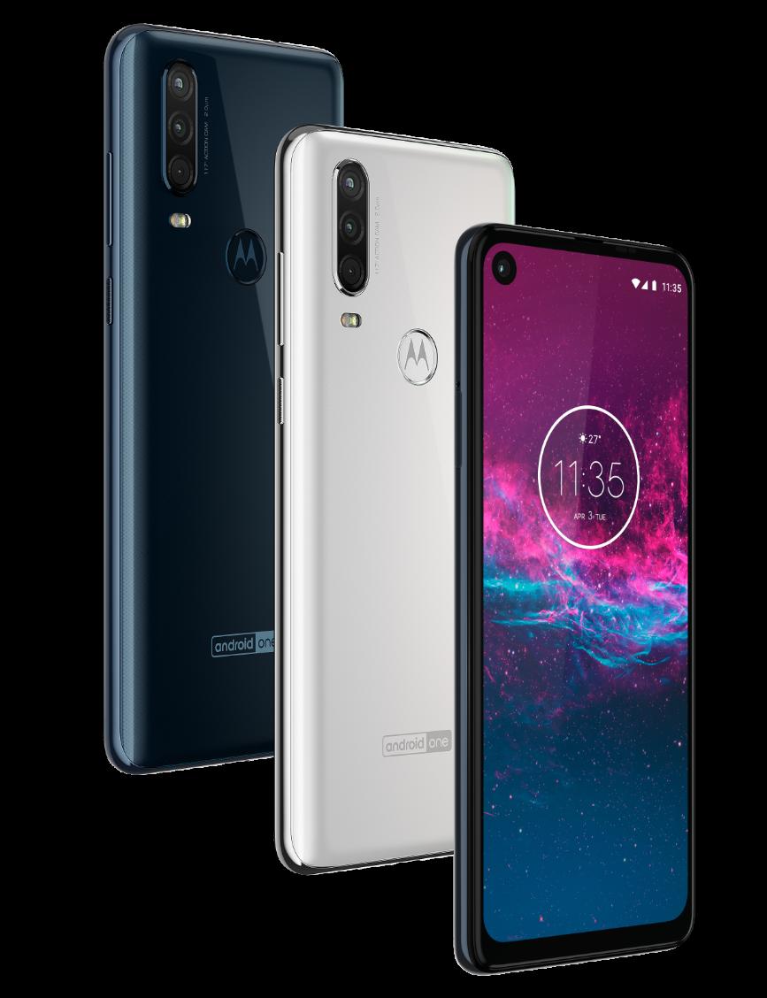 Smartphones - Motorolaone Action