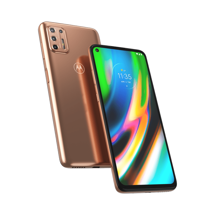 Novo Moto G9 Plus com bateria de longa duração | Loja Oficial Motorola - Motorola