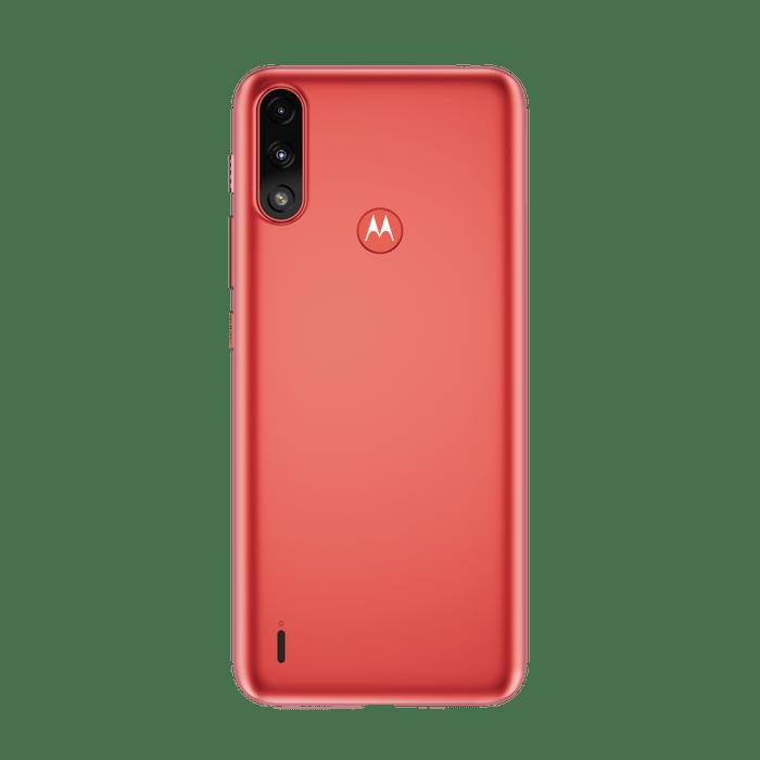 Smartphone-Moto-E7-Power-32GB-Imagem-Traseira-Vermelho-Coral-foto-3
